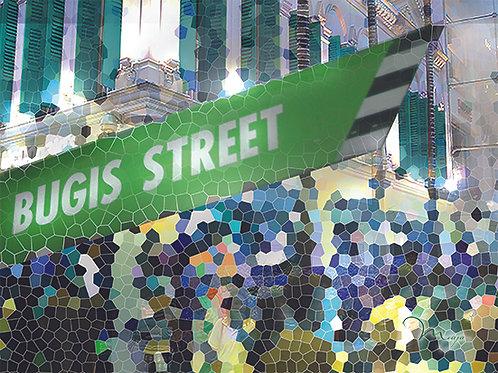 Bugis Street Place mat