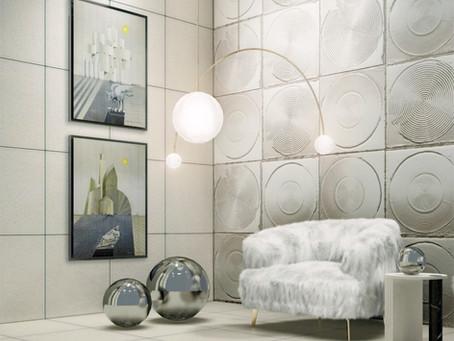"Designing Homes - Minimalism & Art ""Humania"" by Isabelle Miaja"