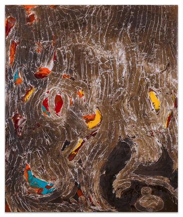 Artwork Title: Stone Stack, Year 6: Abandonment I (2019)