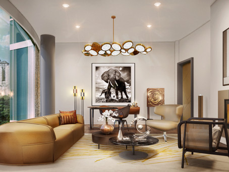 Designing Homes - 'East Coast Style' - A New York State of Mind...by Isabelle Miaja