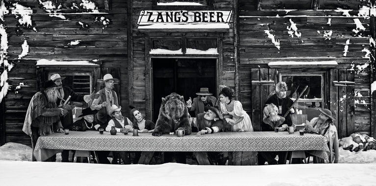 The Last Supper – Montana, USA
