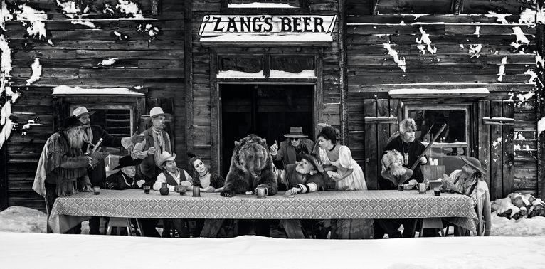 The Last Supper – Montana, USA