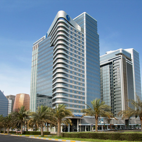 Pearl Rotana Capital Centre, Abu Dhabi