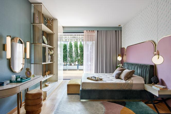 Luxus Hills View - Master Bedroom