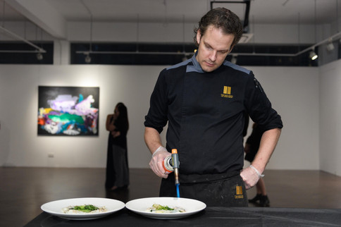 Gourmet Food Events Singapore