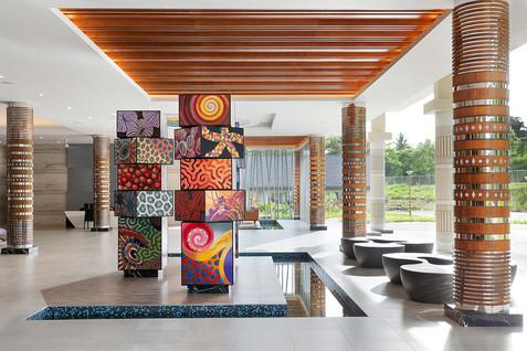 Pullman Nadi Bay Resort & Spa - Artist P
