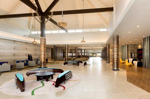 Pullman Nadi Bay Resort & Spa - Lobby.jp