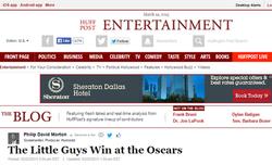 Oscars Write-Up