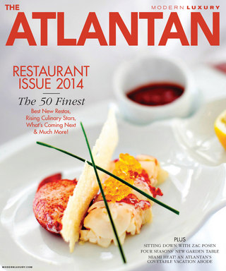 The Atlantan Feature