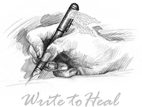 Write To Heal™ - 3 Hour Audio Soul Series