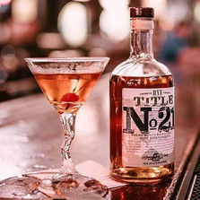 The Rye Manhattan @_shillings On The Square  Photo credit: @lloyd_mack