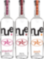 Nue Vodka Range