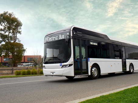 Australia's largest bus maker moving to electric