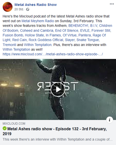 Metal Ashes Radio Show.PNG