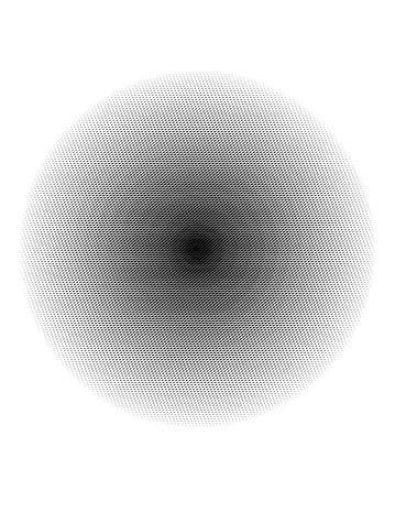 GONÍA. Esfera etérea a partir del orden de diez mil cuadrilateros negros.
