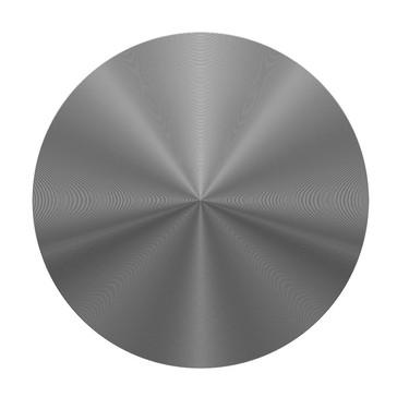 RUEDA 9, 2019, 55x55cm. Impresión Fine Art con inyección de pigmentos minerales sobre papel algodón 340 g/m², blanco natural, acabado metálico de alto brillo. Edición de 5+2P.A.