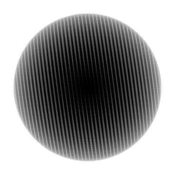 XX', 2020, 55X55cm. Impresión Fine Art con inyección de pigmentos minerales sobre papel Hahnemühle 100% algodón Photo Rag Ultra Smooth de 305g. Edición de 5 + 2 P.A.