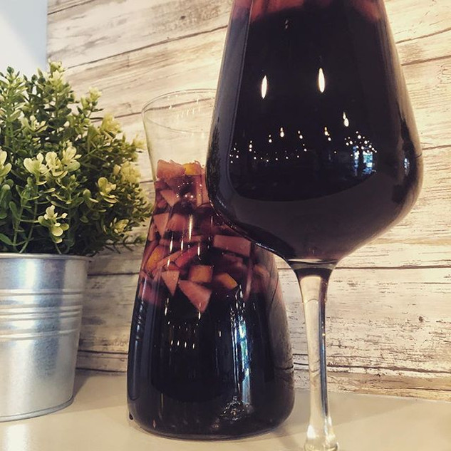Thursday's only!! Get a carafe of Red or
