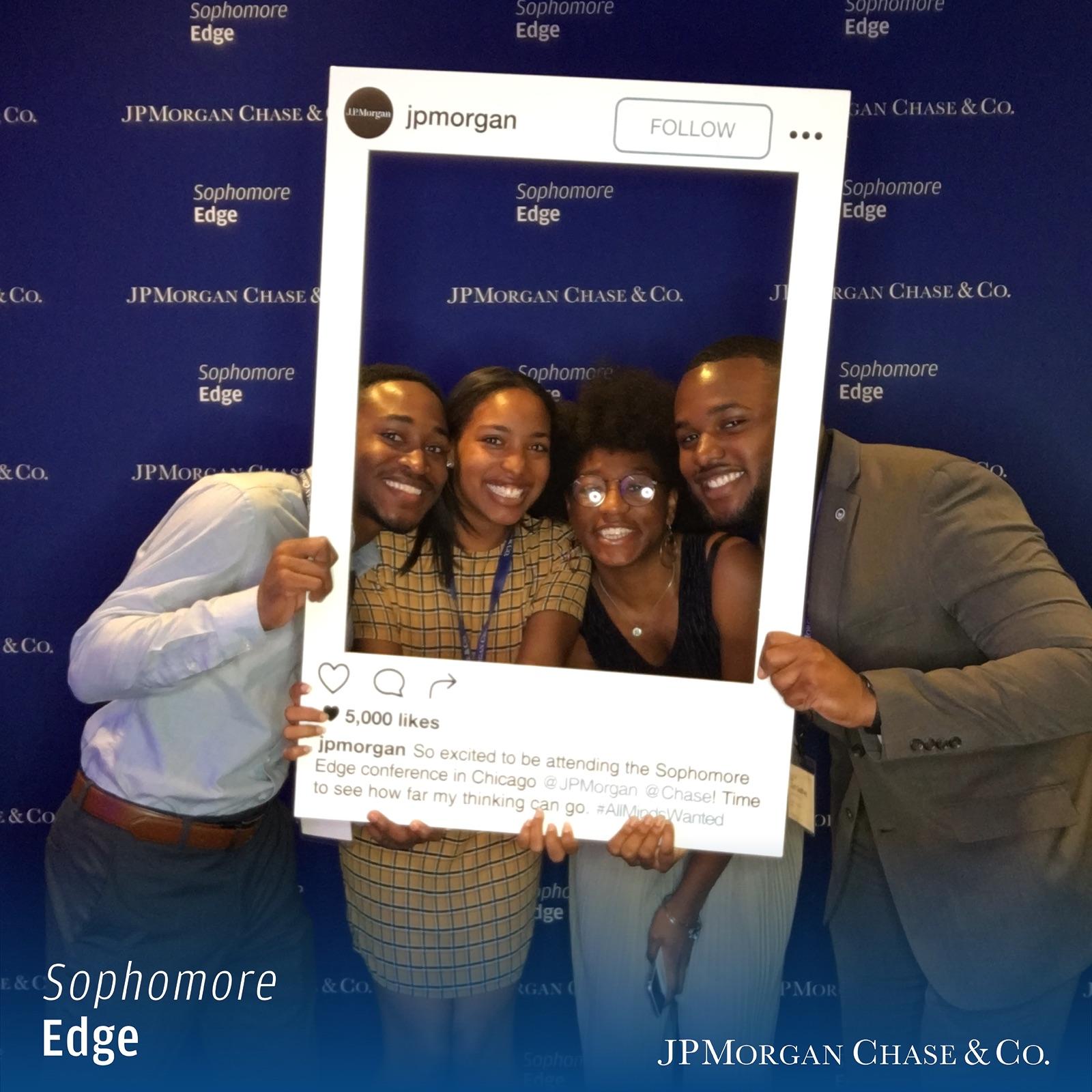 JP Morgan Sophomore edge