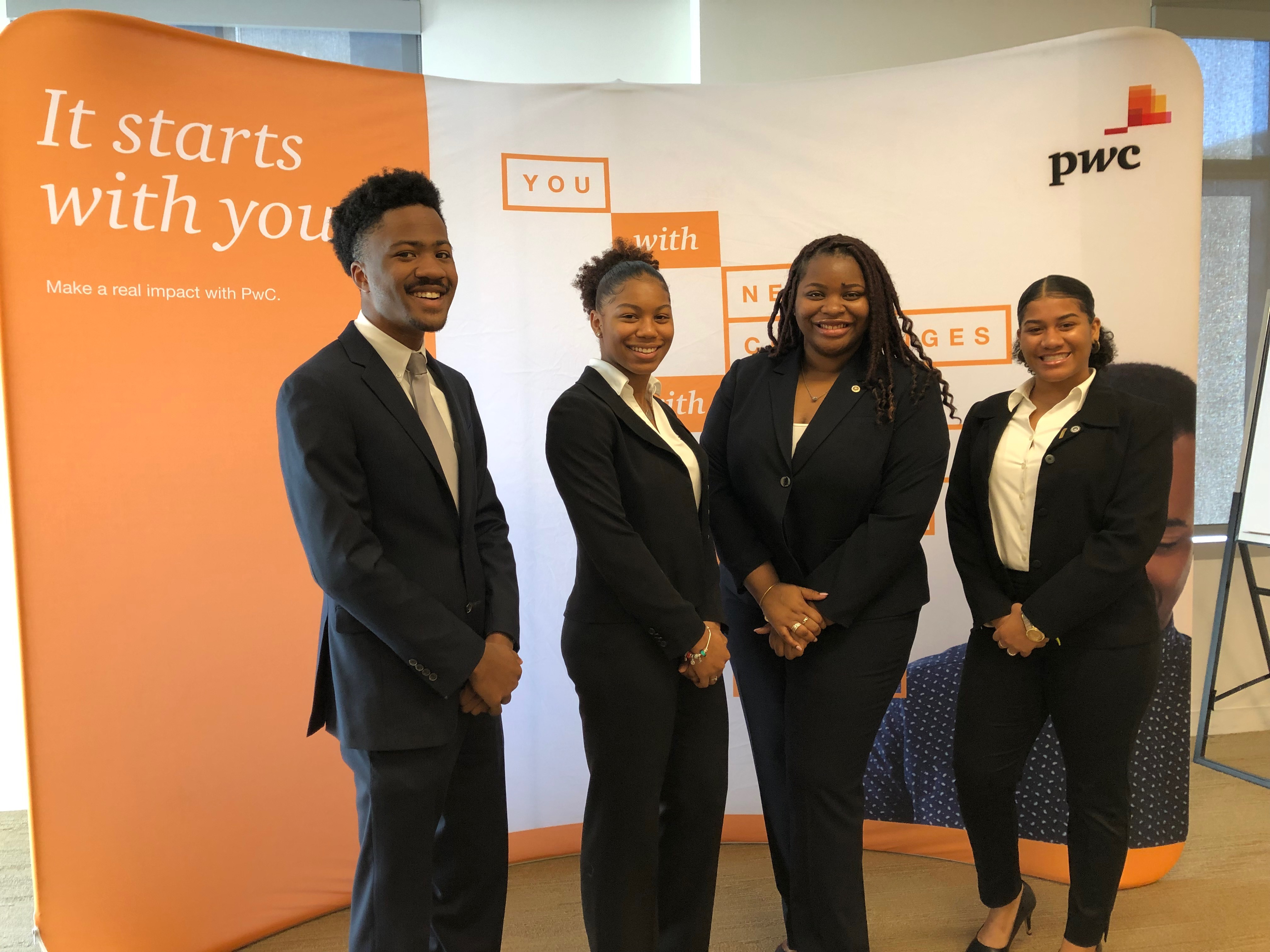 PWC Case Competition