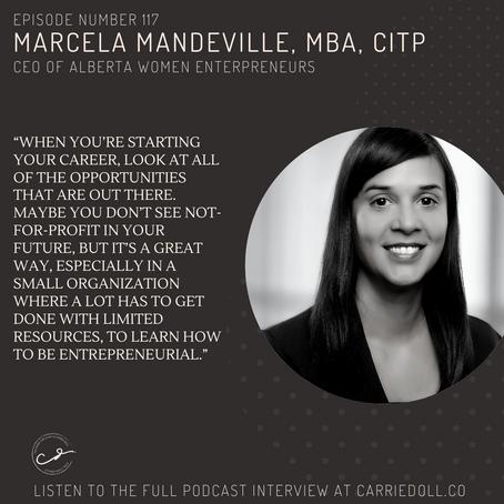 Marcela Mandeville