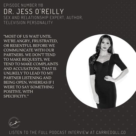 Dr. Jess O'Reilly