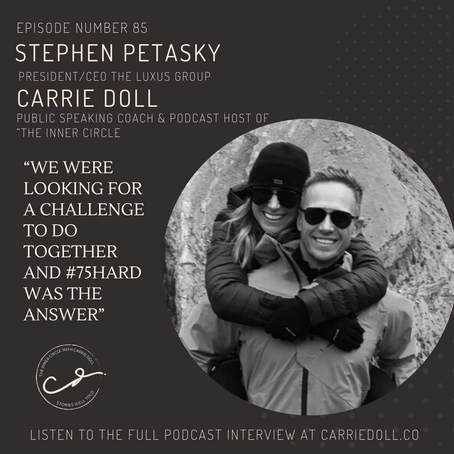 Stephen Petasky & Carrie Doll