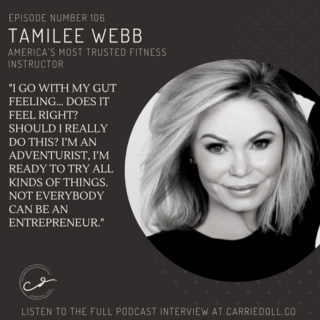 Tamilee Webb