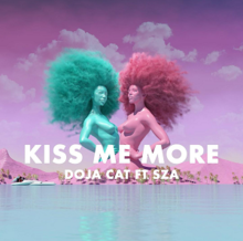 """Song Review: """"Kiss Me More"""" by Doja Cat ft. SZA"""