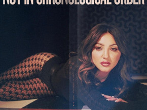 "Album Review: ""Not In Chronological Order"" by Julia Michaels."