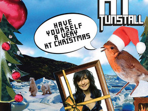 Album Review: Have Yourself A Very KT Christmas - KT Tunstall