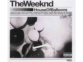 10th Anniversary of 'House of Balloons' by The Weeknd