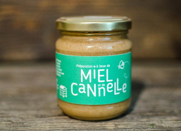 Miel - cannelle