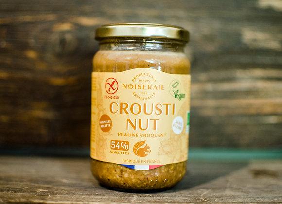 Pâte à tartiner Crousti Nut