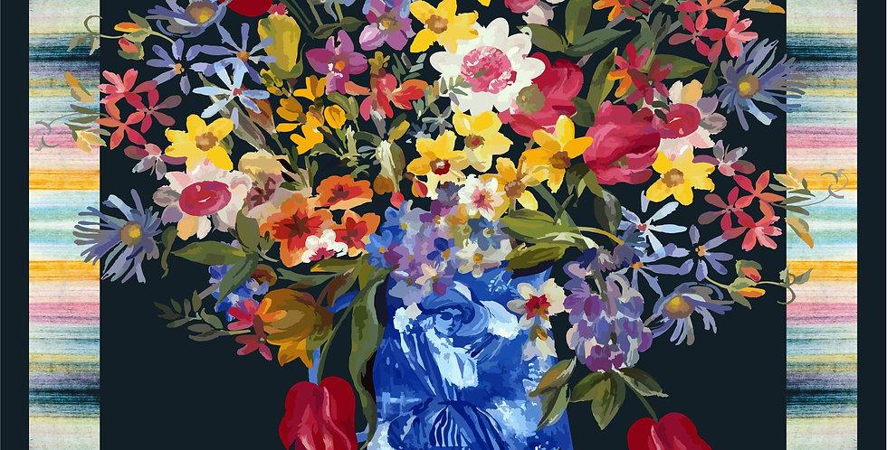 Vase of Flowers,