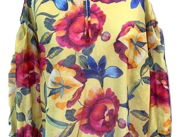 Orkum FloralShirt