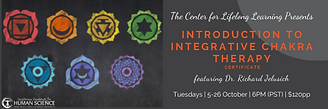 Introduction to Integrative Chakra Therapy