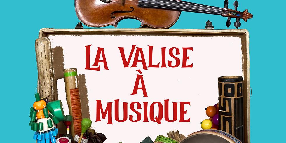 ATELIER EVEIL MUSICAL Tout PETITS (2 - 5 ans)