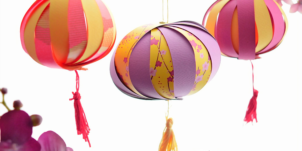 ATELIER BOULE ORIGAMI  NOUVEL AN CHINOIS