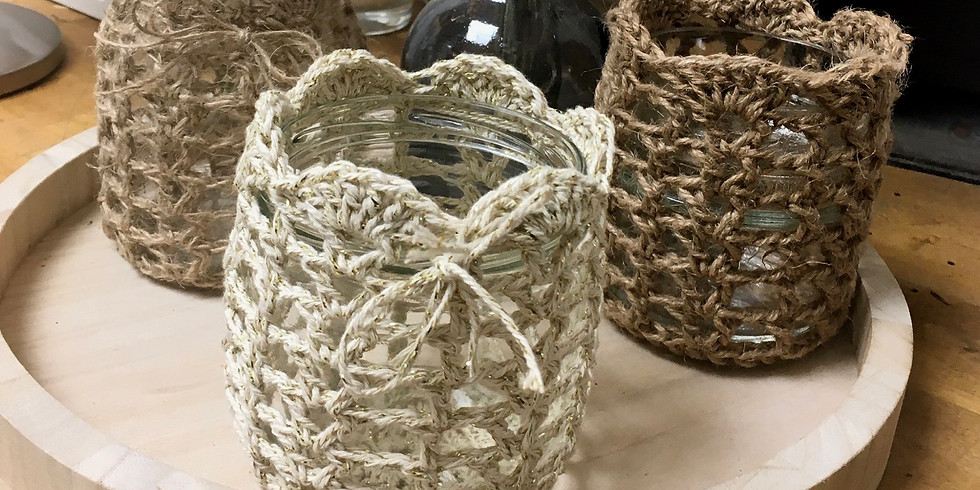 Atelier crochet up cycling