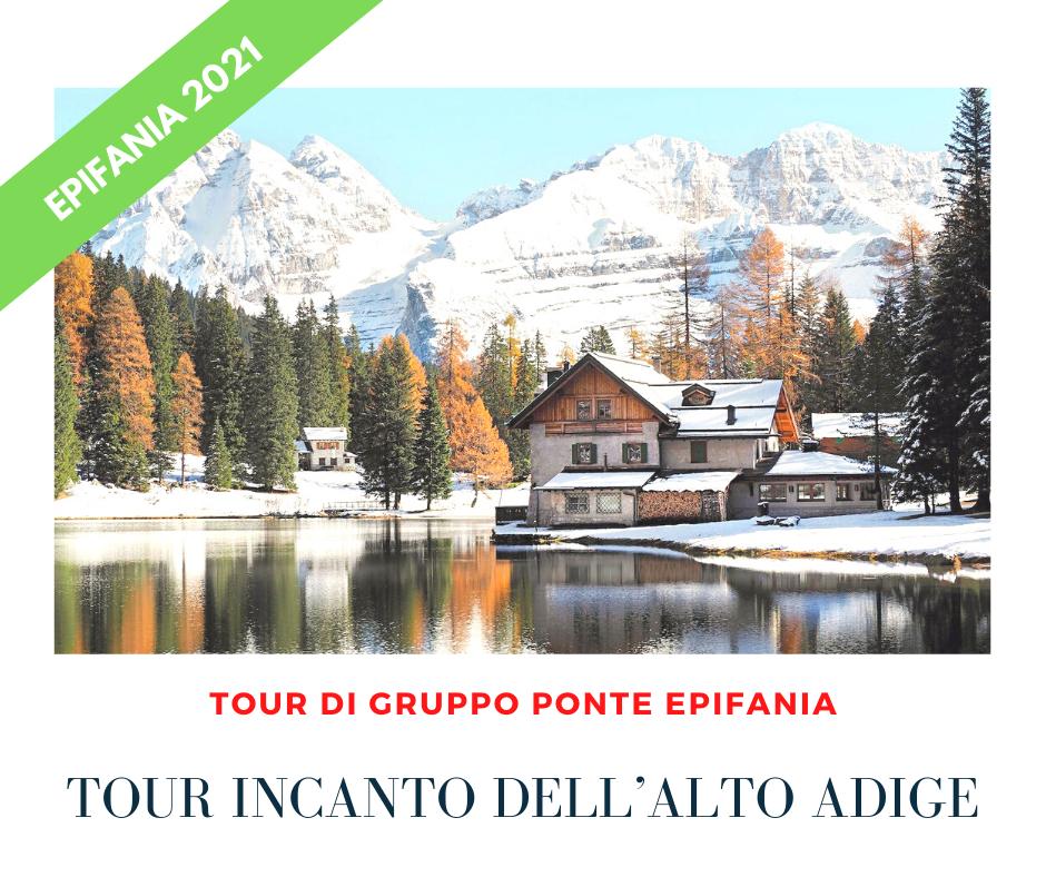 ALTO ADIGE TOUR