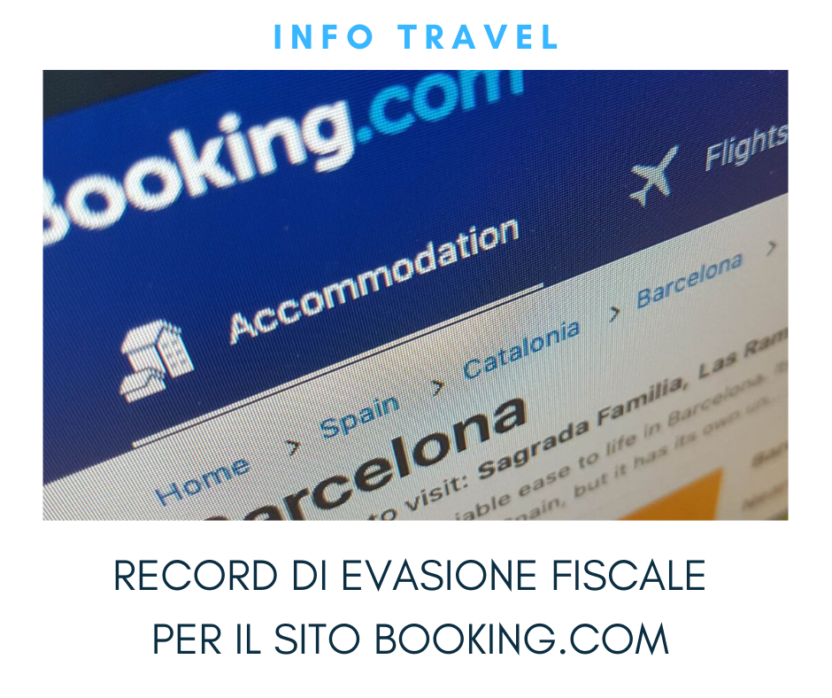 booking evasione  Can
