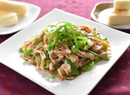 「とんかつ」のお肉である豚ロースのレシピをご紹介①