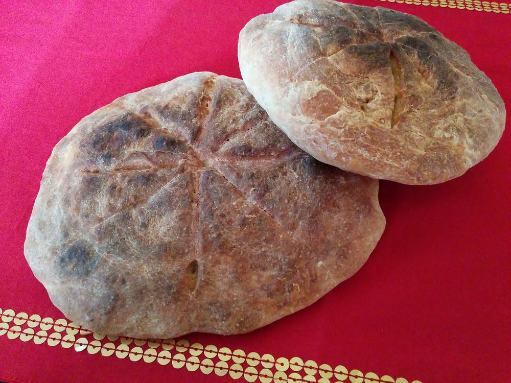 ローマのパン