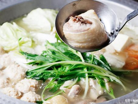 福岡の郷土料理 博多水炊き