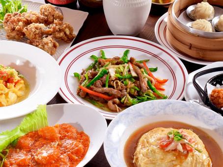 中華料理のコース、どんな種類!?