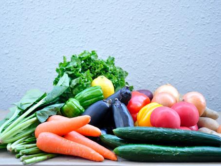 旬の野菜を食べるメリットは?【春夏編】