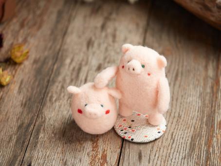 豚さんの歴史 【中東・ヨーロッパ編】