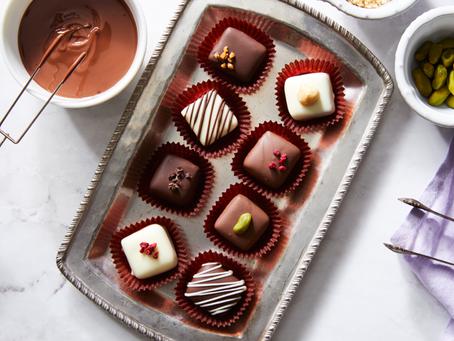 チョコレートの種類はご存知でしょうか?