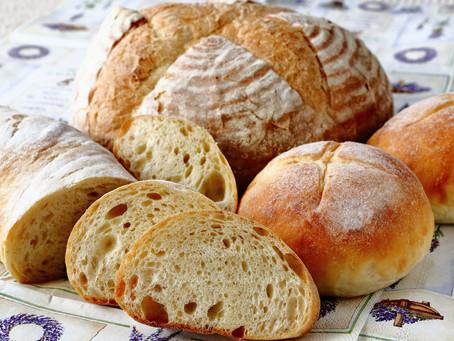 パンの歴史をご紹介
